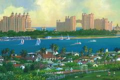 BahamasSkylineAfternoon
