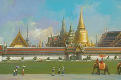 BangkokWatPhraKaenPanaroma