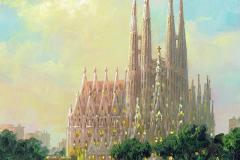 BarcelonaTheBasilicaTemple