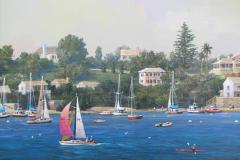 Bermuda Afternoon Sailing