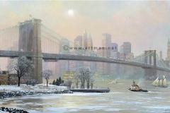 BrooklynBridgeCamberWinter
