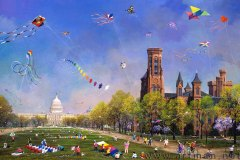 KiteDayInWashington
