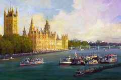 LondonThePalaceWestminsterBigBenWestminsterBridge