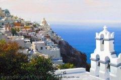 SantoriniCliffHouse1