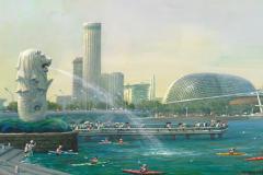 SingaporeTheCityofLions