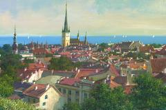 TallinnSkyline
