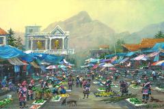 VietnamBacHaFarmersMarket