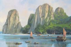 VietnamHalongBayAfternoon