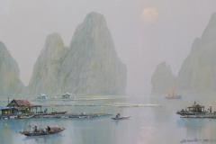 VietnamHalongBayMorning