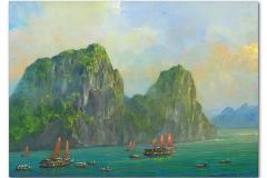 VietnamHalongBaySailing