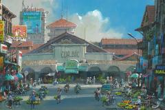 VietnamHoChiMinhCityDowntown