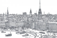 StockholmPen&InkDrawing