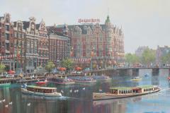 AmsterdamDeL'EuropeHotel