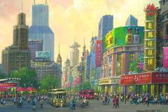 NanjingShanghai