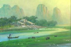 VietnamHalongBayMeadow