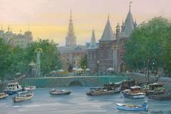 AmsterdamSummerEvening