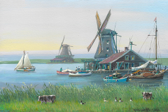 AmsterdamSummerZaanseSchans
