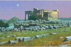 AthensEveningAtTheCaryatids