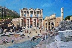 EphesusGateofAugustusandLibrary