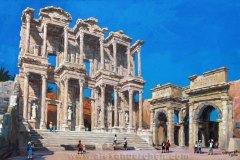 EphesusGatesofAugustusandLibrarySteps