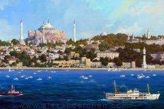 IstanbulHagiaSophia