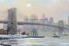 BrooklynBridgeCamberWinter