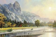 YosemiteSentinelRock
