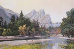 YosemiteThreeBrothers