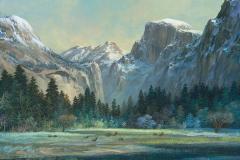 YosemiteSpringSnow